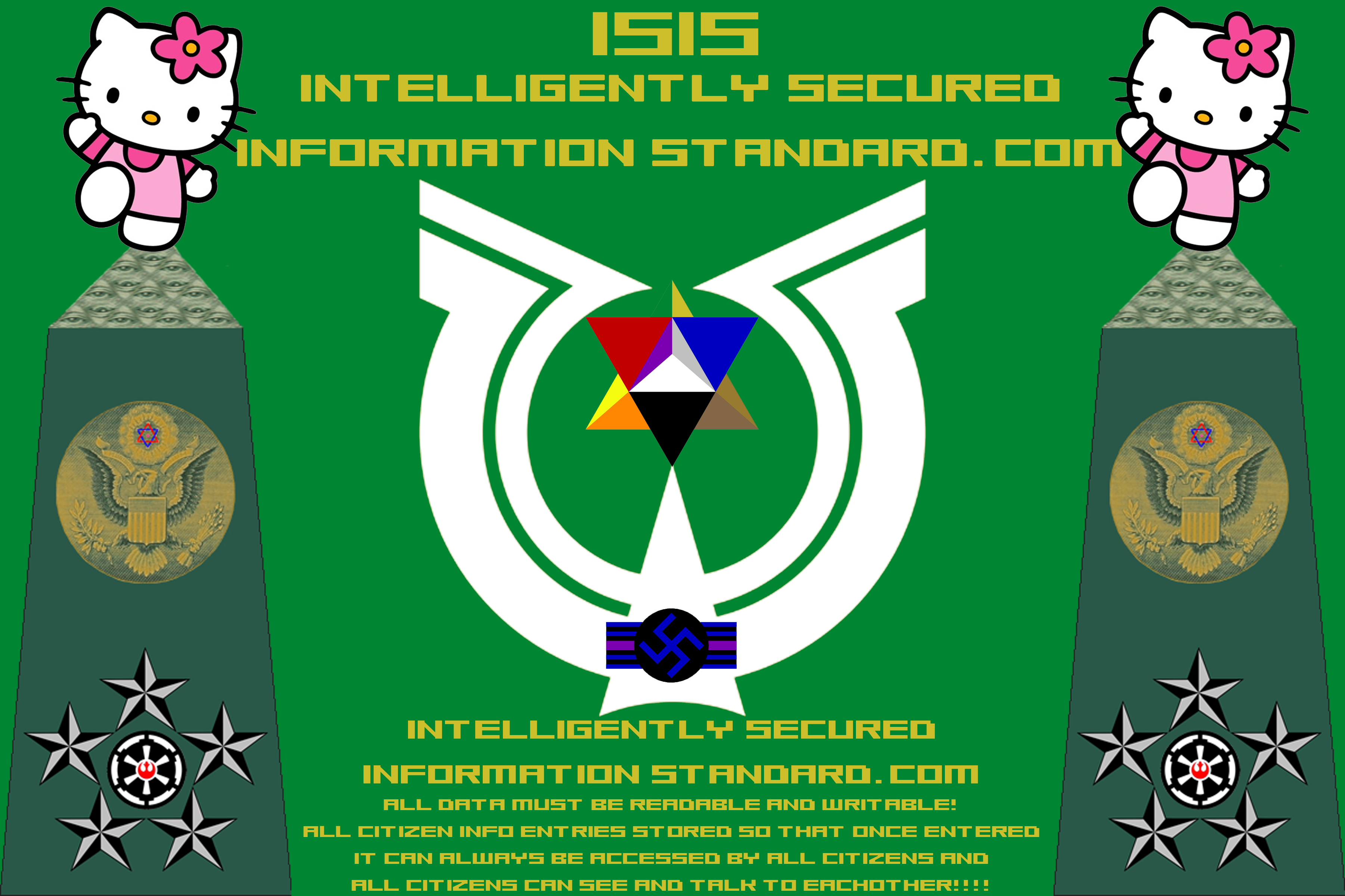 ISIS, Intelligently Secured Information Standard